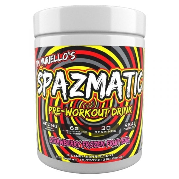 Spazmatic Supplements Gopronto BCAA