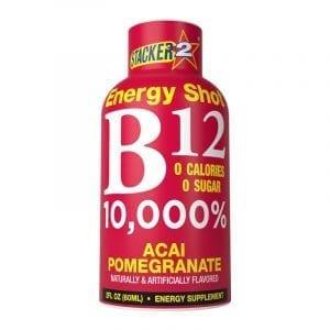 Stacker 2 B12 Energy Shots 12 Pack