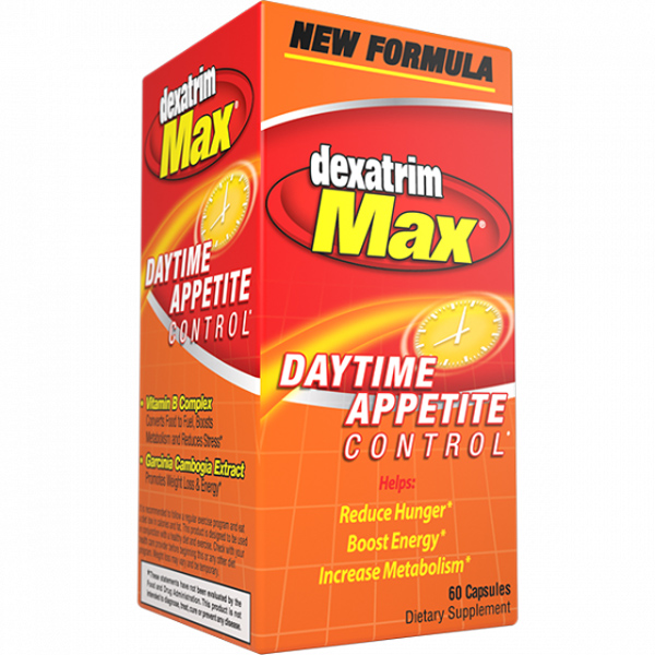 stacker 2 dexatrim max daytime appetite control