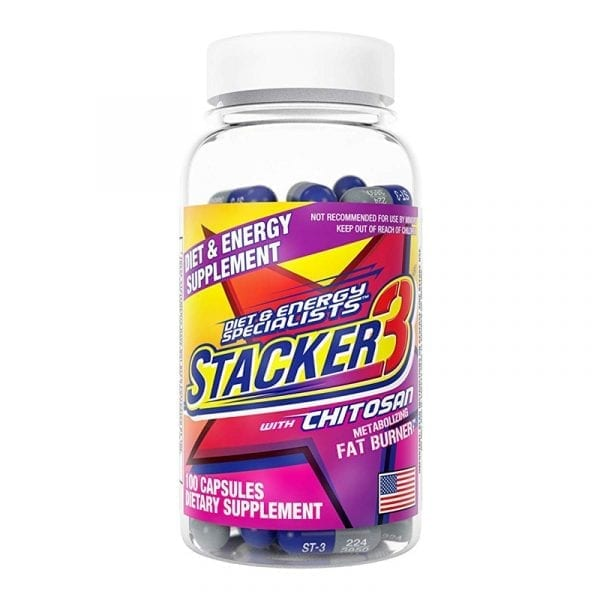 stacker 3 with chitosan