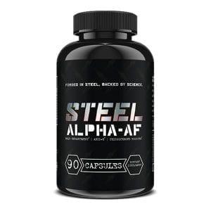 steel supplements alpha-af