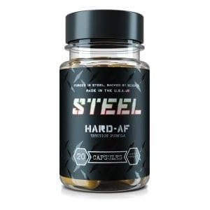 Steel Supplements Hard-AF