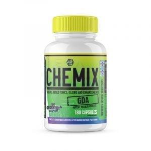 The Guerrilla Chemist CHEMIX GDA