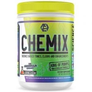 The Guerrilla Chemist CHEMIX King of Pumps