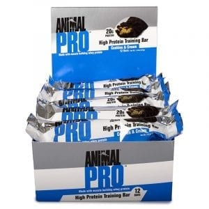 universal animal pro bar 12 pack
