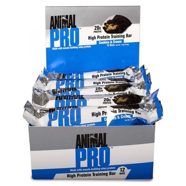 universal animal pro bar 12 pack