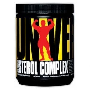 universal natural sterol complex 180 capsules