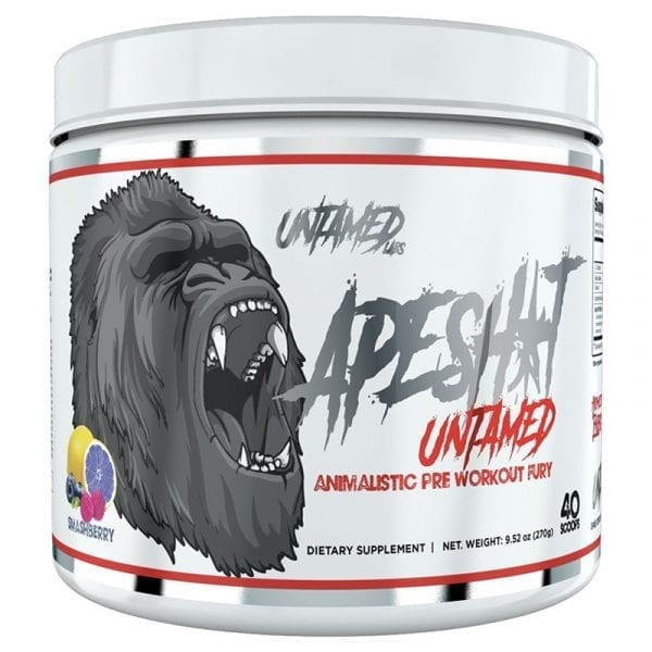 untamed labs ape shit untamed