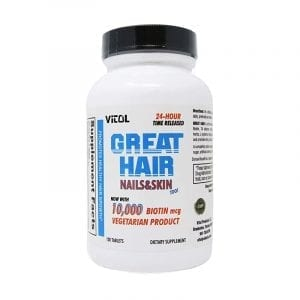 vitol great hair - 120 tablets