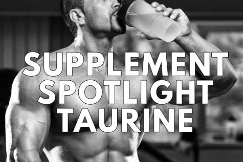 Supplement Spotlight Taurine