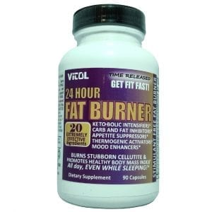 24 Hour Fat Burner