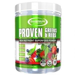 gaspari proven greens