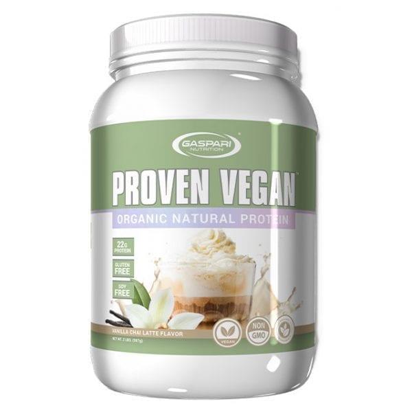 gaspari proven vegan