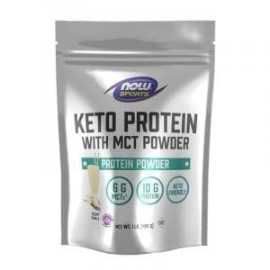 now keto protein