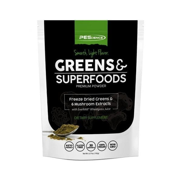 PES greens & superfoods