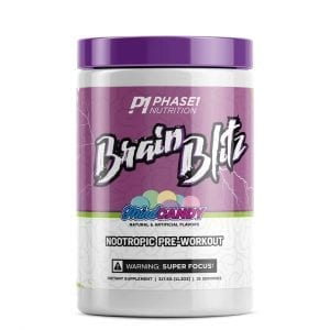 Phase One Nutrition Brain Blitz Mind Candy