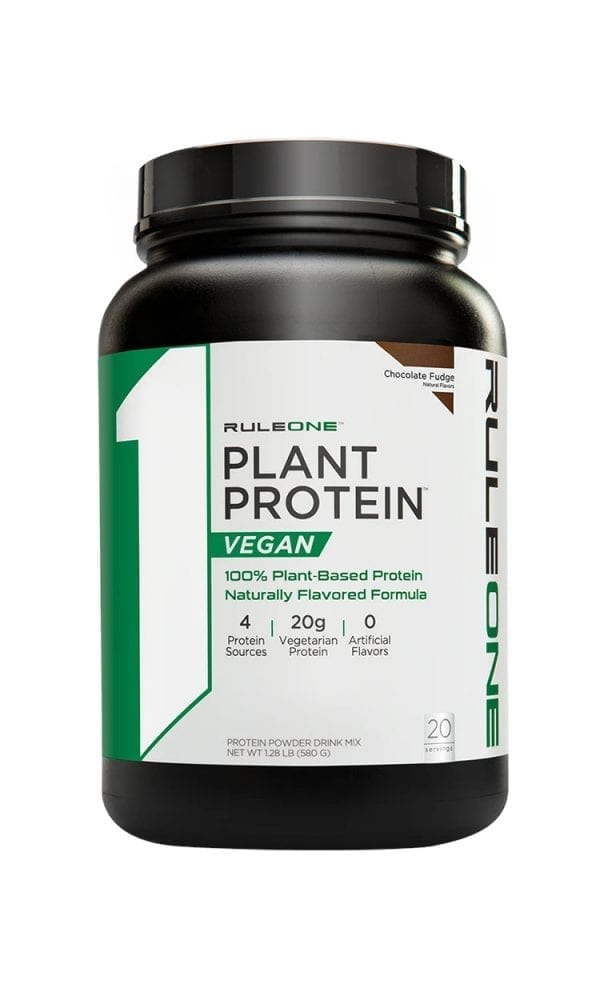 Rule 1 Plant Protein Chocolate