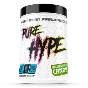 Pure Cut Supplements Pure Hype