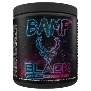 das labs deer antler spray bamf black