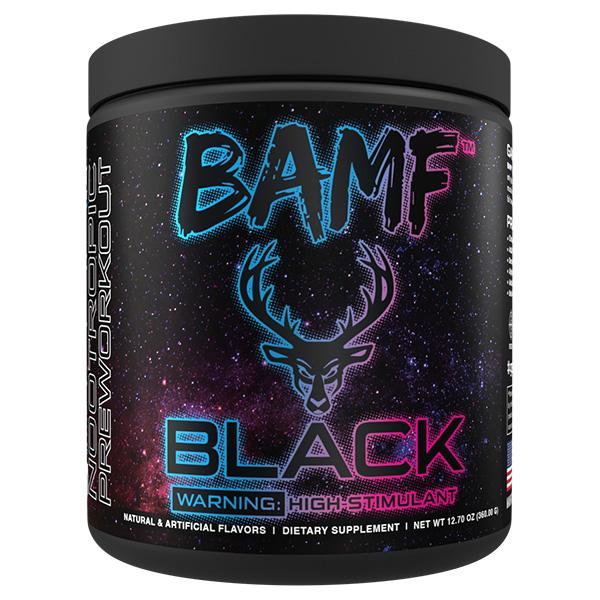 das labs deer antler spray bamf black