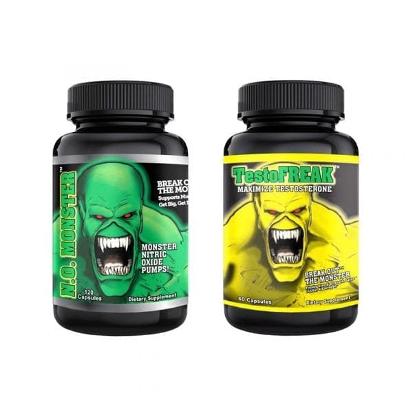 Colossal Labs Monster Stack