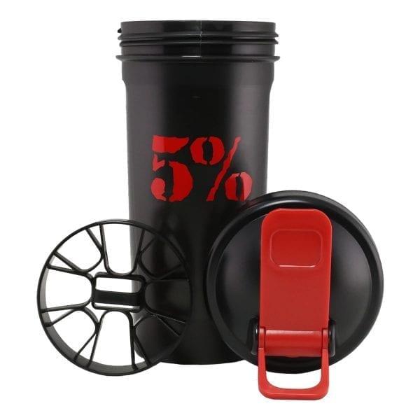5 Percent Shaker Cup