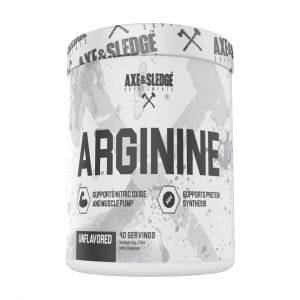Axe and Sledge Arginine