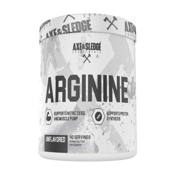Axe & Sledge Arginine