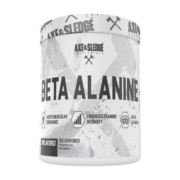 Axe & Sledge Beta Alanine