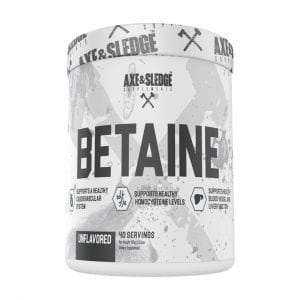 Axe & Sledge Betaine