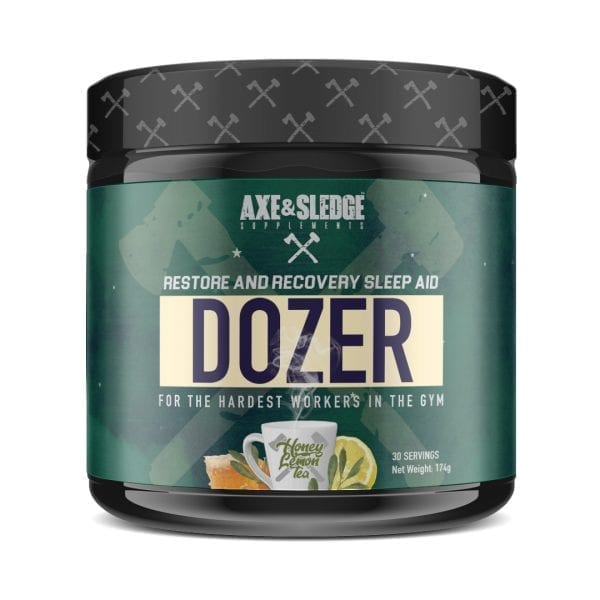 Axe and Sledge Dozer
