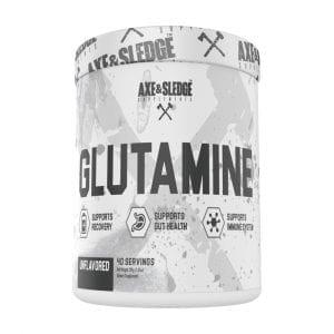 Axe & Sledge Glutamine
