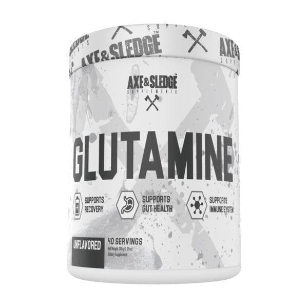 Axe and Sledge Glutamine