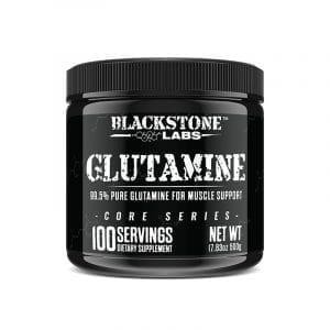 Blackstone Labs Glutamine