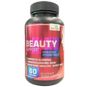 keto veyda beauty support