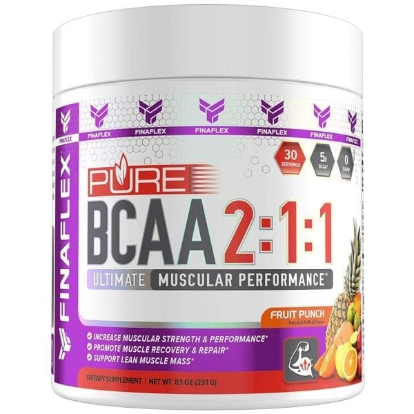 redefine nutrition pure bcaa
