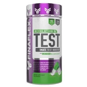 redefine nutrition revolution test