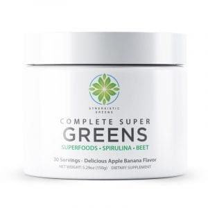 synergistic greens complete super greens