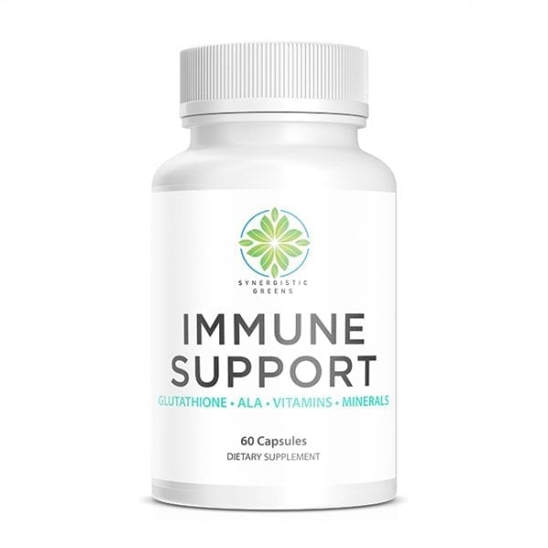 Synergistic Greens Immune Support