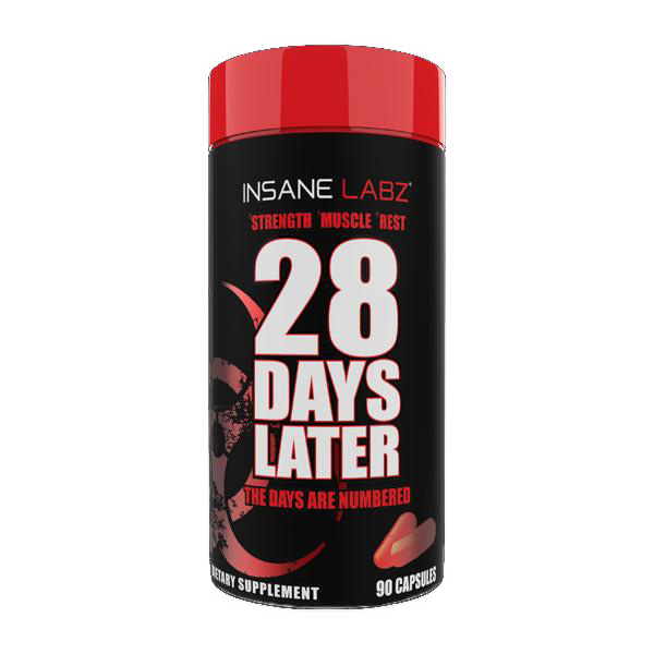 insane labs 28 days later