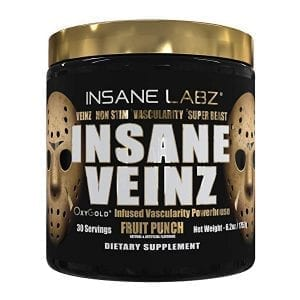 insane labz insane veinz gold
