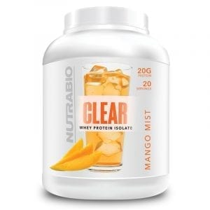 NutraBio Clear Protein
