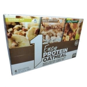 rule 1 protein oatmeal