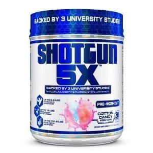 vpx shotgun