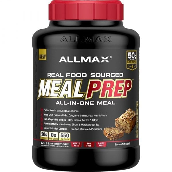 AllMax Nutrition Meal Prep