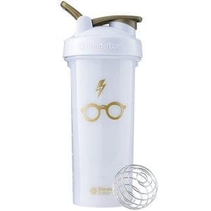 Blender Bottle Harry Potter Glasses