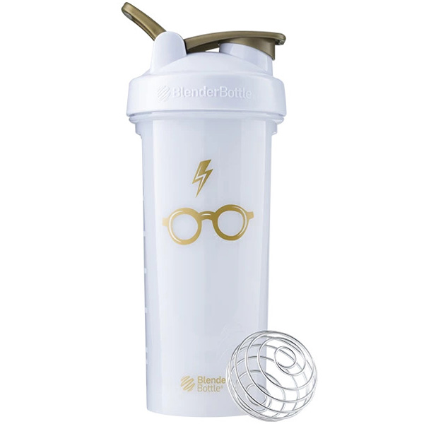 Blender Bottle Harry Potter Glasses