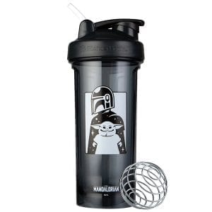 Blender Bottle The Mandalorian
