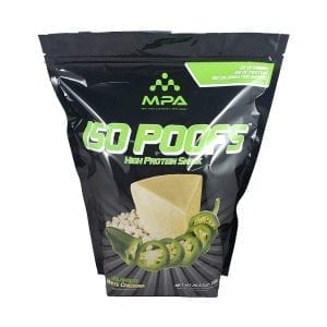 mpa supps iso poofs snack bag