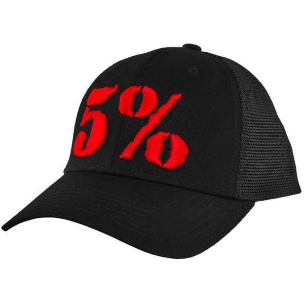 5% Nutrition Trucker Hat